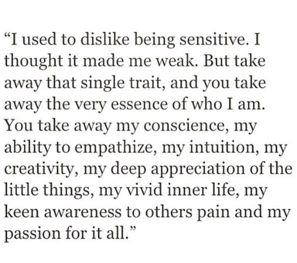 sense-itive