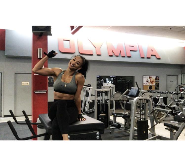 K.Myumi takes Olmypia